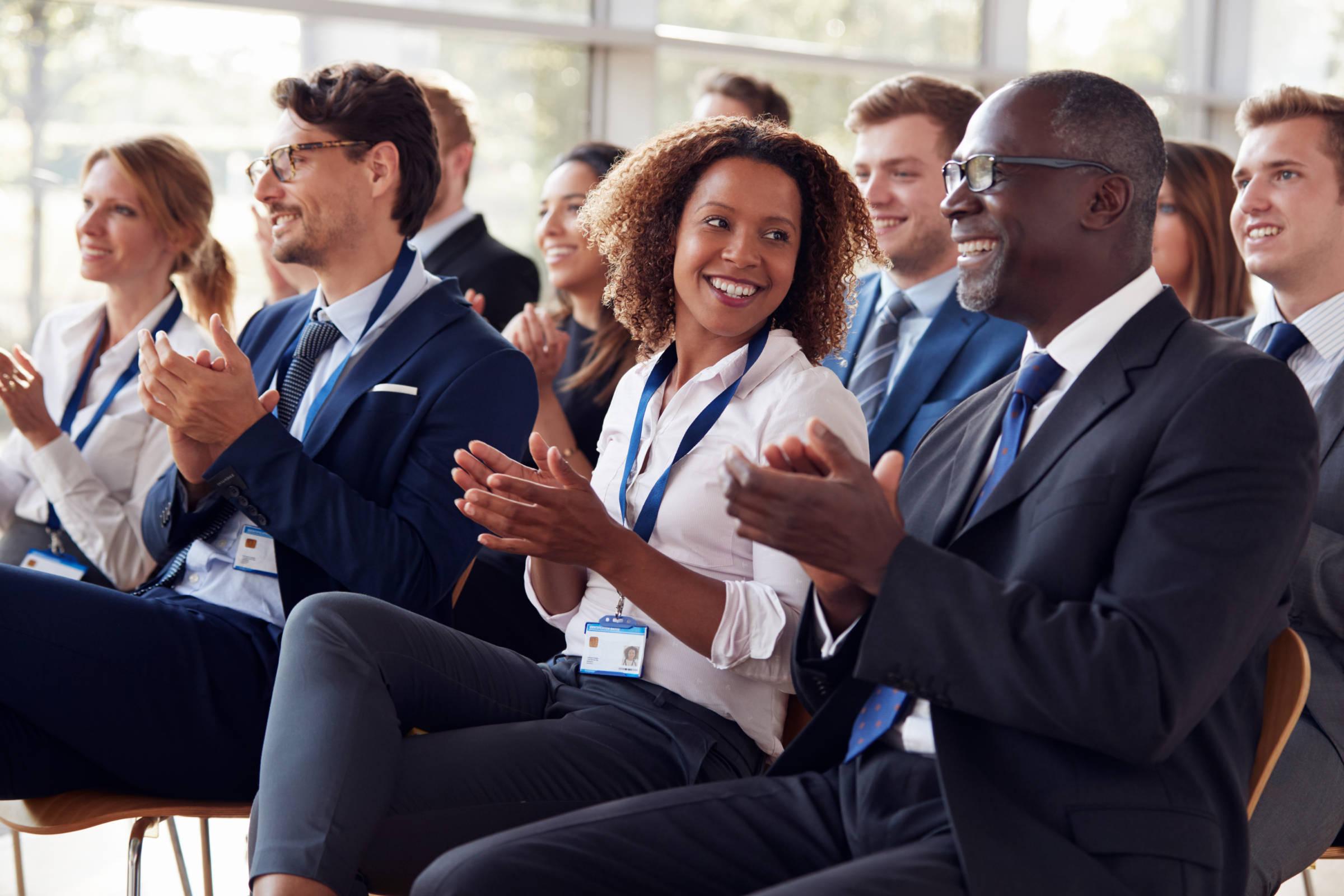 PRESS RELEASE: Major Conference Success for Team Evolve Marketing